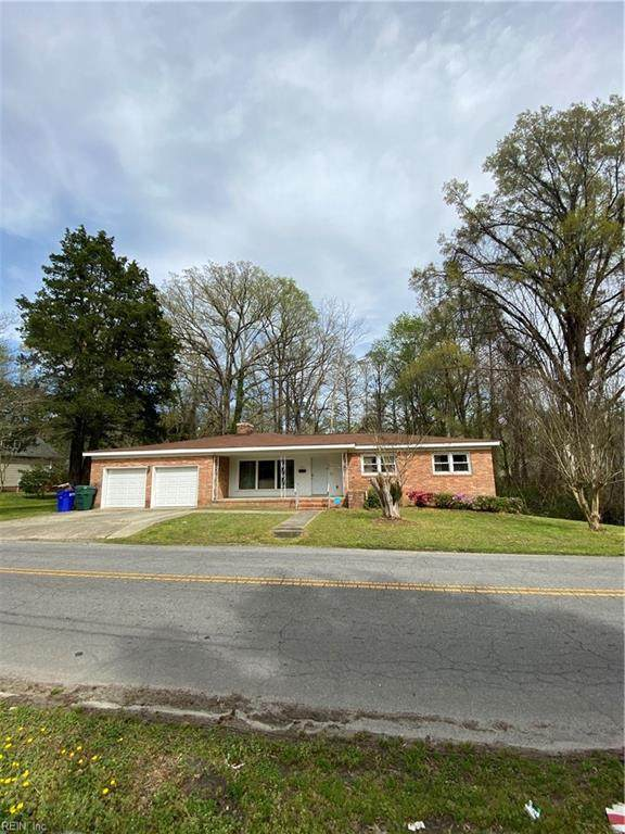 524 Hollywood Ave, Suffolk, VA 23434 (#10312023) :: Kristie Weaver, REALTOR