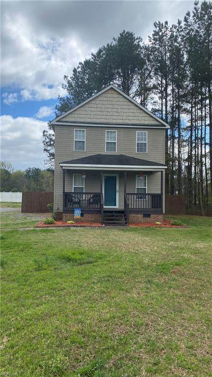 22268 Thomaston Rd, Southampton County, VA 23874 (MLS #10312213) :: Chantel Ray Real Estate