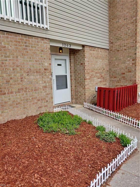 1263 Glyndon Dr, Virginia Beach, VA 23464 (MLS #10312336) :: Chantel Ray Real Estate