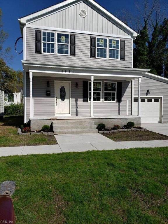 1517 Richmond Ave, Portsmouth, VA 23704 (MLS #10312465) :: Chantel Ray Real Estate