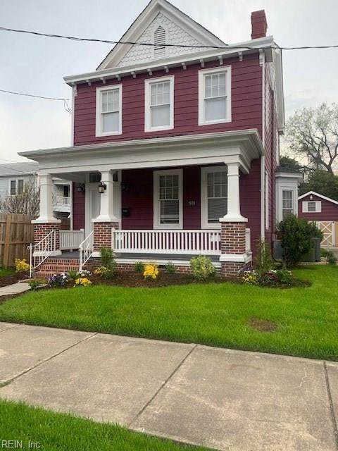 938 Holladay St, Portsmouth, VA 23704 (MLS #10312844) :: AtCoastal Realty