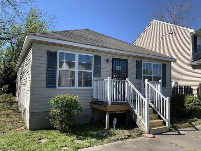 111 Gale Ave, Chesapeake, VA 23323 (#10312940) :: Atlantic Sotheby's International Realty
