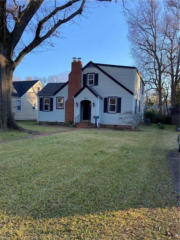 1419 Cedar Ln, Norfolk, VA 23508 (#10313002) :: Atlantic Sotheby's International Realty