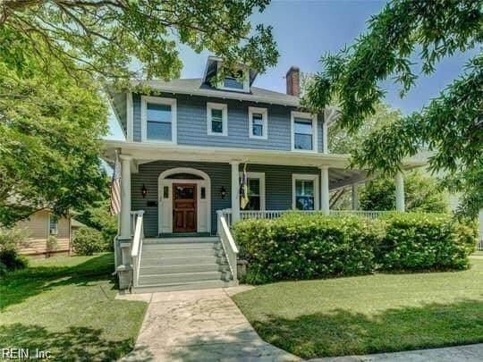 1160 Jamestown Cres, Norfolk, VA 23508 (#10313144) :: The Kris Weaver Real Estate Team