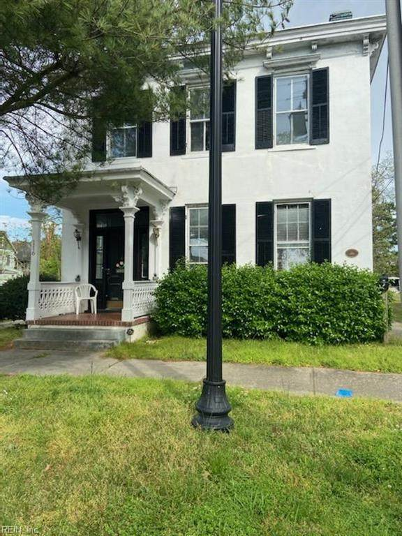 116 Franklin St, Suffolk, VA 23434 (#10313196) :: Tom Milan Team