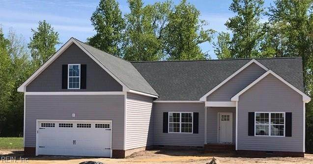 LOT 96 Harris Rd, Southampton County, VA 23851 (#10313672) :: Upscale Avenues Realty Group