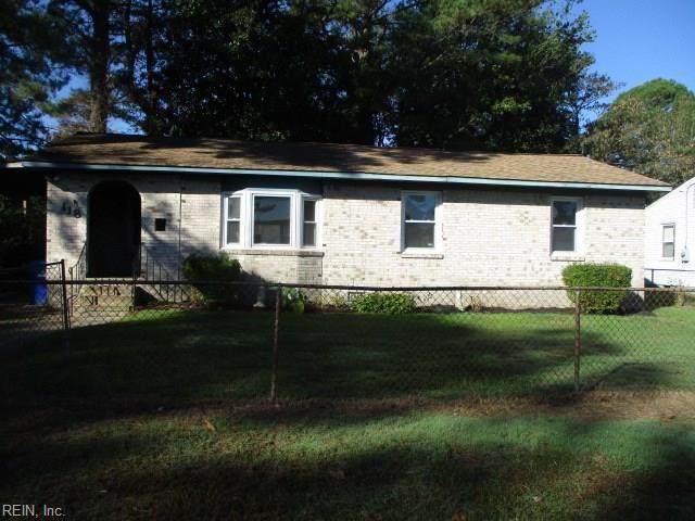 118 Carol Ln, Portsmouth, VA 23701 (MLS #10314198) :: Chantel Ray Real Estate