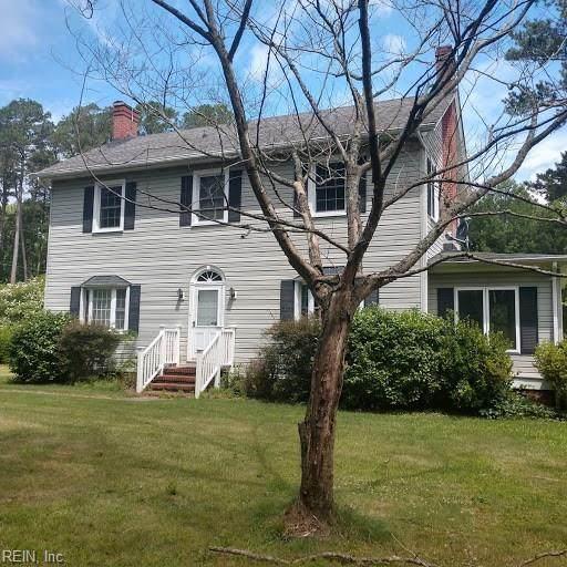 11427 Buckley Hall Rd, Mathews County, VA 23109 (#10314398) :: AMW Real Estate