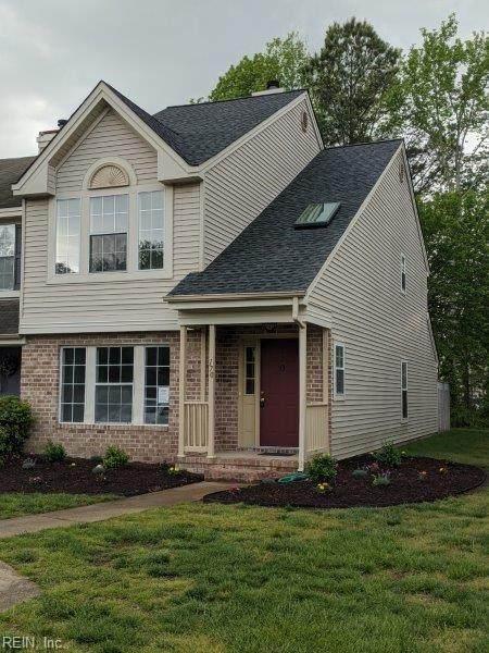 170 Corwin Cir, Hampton, VA 23666 (#10315205) :: Upscale Avenues Realty Group