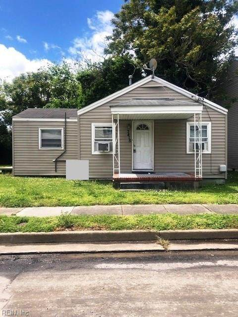 7415 Pomona St, Norfolk, VA 23513 (#10316092) :: RE/MAX Central Realty