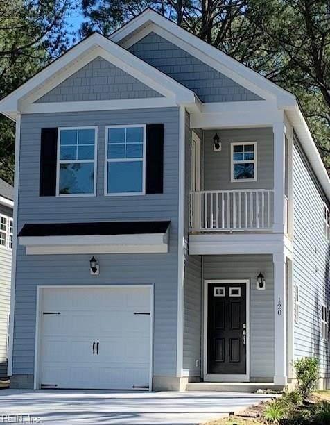 107 Thalia Rd, Virginia Beach, VA 23452 (#10316298) :: Berkshire Hathaway HomeServices Towne Realty