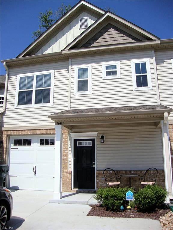 1607 Thomason Trl, Chesapeake, VA 23320 (#10317862) :: RE/MAX Central Realty