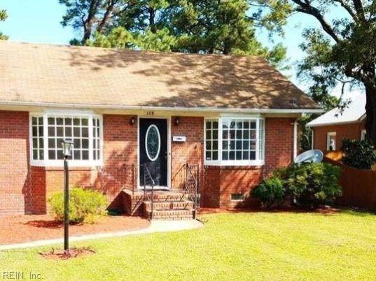 159 Chichester Ave, Hampton, VA 23669 (MLS #10318059) :: Chantel Ray Real Estate