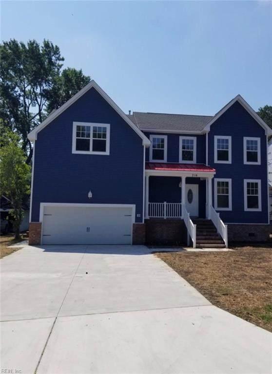 534 Taliaferro Rd, Newport News, VA 23603 (#10319043) :: Abbitt Realty Co.