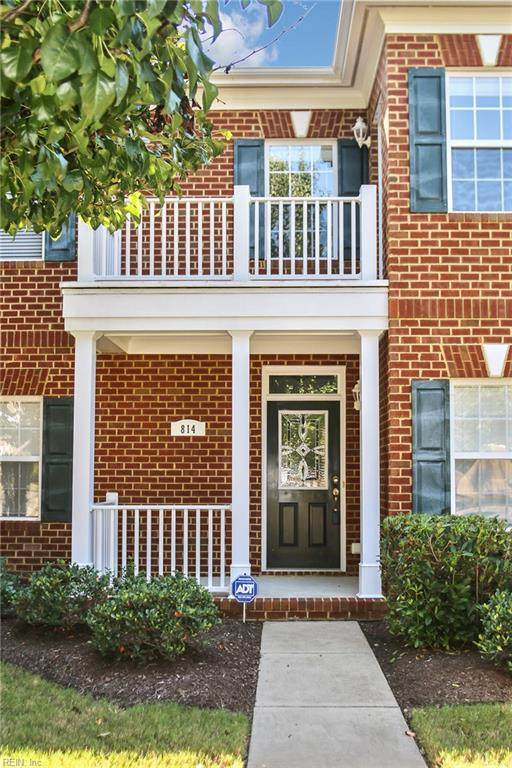 814 Great Marsh Ave, Chesapeake, VA 23320 (#10319940) :: RE/MAX Central Realty