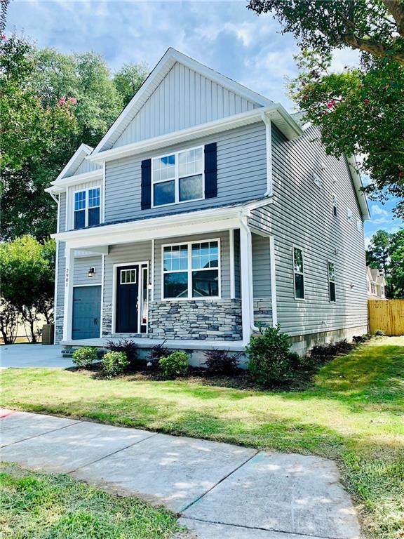 2720 Vincent Ave, Norfolk, VA 23509 (#10320174) :: Kristie Weaver, REALTOR