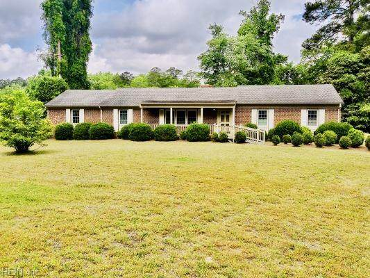 23006 Captain John Rd, Southampton County, VA 23837 (#10320233) :: Upscale Avenues Realty Group