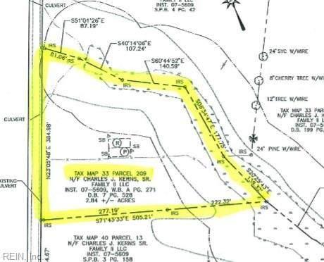 2.84ac Crockett Ln, Gloucester County, VA 23061 (#10320586) :: RE/MAX Central Realty