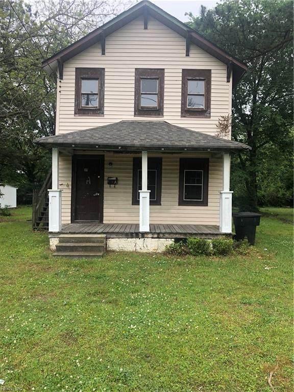 109 Beacon Rd, Portsmouth, VA 23702 (MLS #10320717) :: Chantel Ray Real Estate