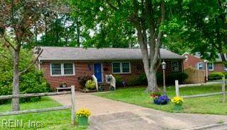 345 Cabot Dr, Hampton, VA 23669 (#10320742) :: Rocket Real Estate