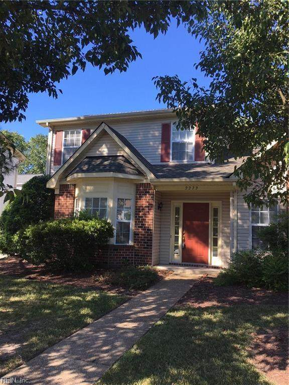 2273 Timberneck Ln, Newport News, VA 23602 (#10320938) :: Austin James Realty LLC