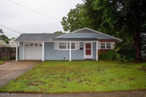 416 Beaumont St, Hampton, VA 23669 (#10321156) :: Rocket Real Estate