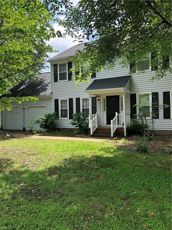 9 Glen Forest Dr, Hampton, VA 23669 (MLS #10321228) :: Chantel Ray Real Estate