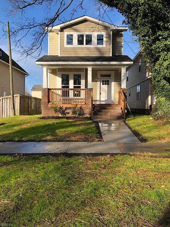 3211 Lyons Ave, Norfolk, VA 23509 (#10321263) :: Atlantic Sotheby's International Realty