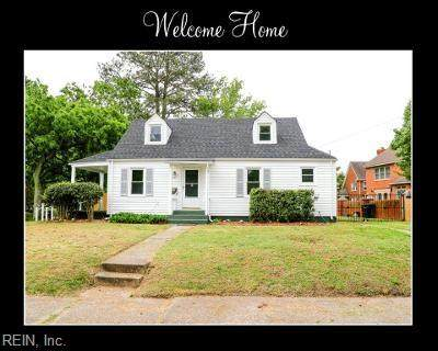 1641 Cromwell Dr, Norfolk, VA 23509 (#10321276) :: Atlantic Sotheby's International Realty