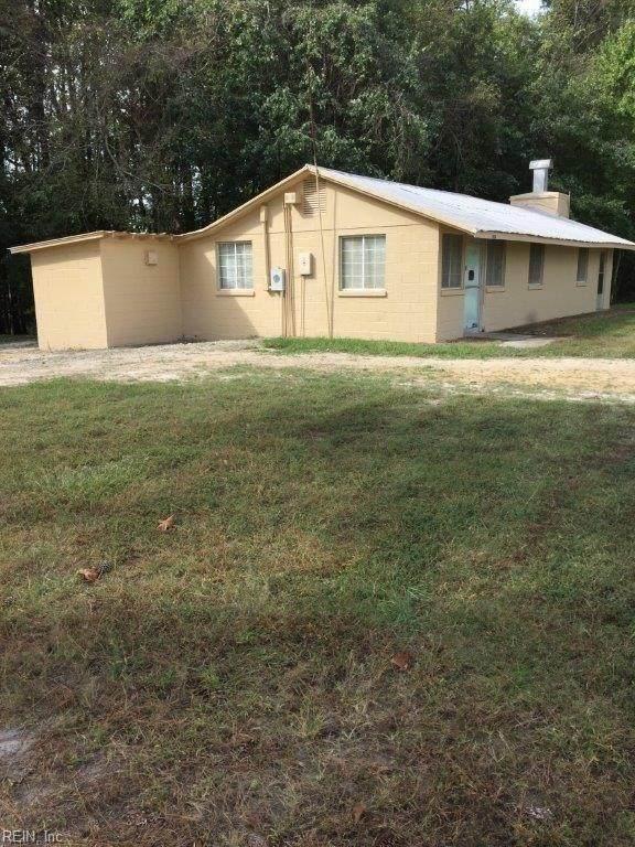 16090 Pittman Rd, Southampton County, VA 23828 (#10321416) :: Abbitt Realty Co.