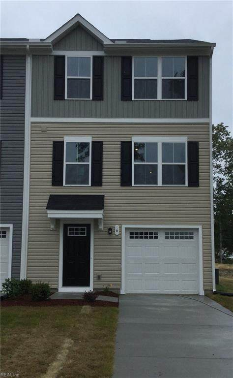 6 Manilla Cir 2A, Hampton, VA 23669 (#10321530) :: Abbitt Realty Co.