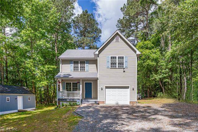 9313 S Courthouse Rd, New Kent County, VA 23124 (#10321594) :: Berkshire Hathaway HomeServices Towne Realty