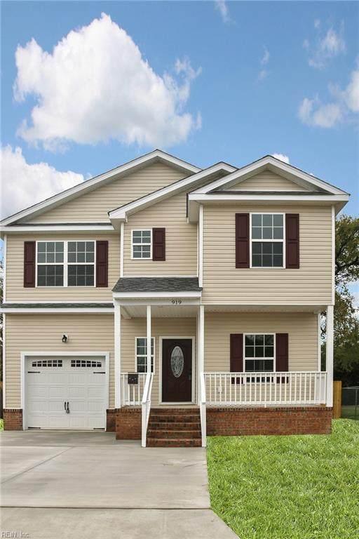 2017 Peach St, Portsmouth, VA 23704 (#10321824) :: The Kris Weaver Real Estate Team