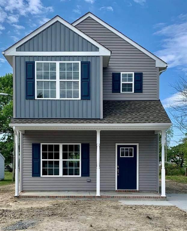.14 Ac Mineral Springs Rd, Suffolk, VA 23438 (#10321836) :: Atlantic Sotheby's International Realty