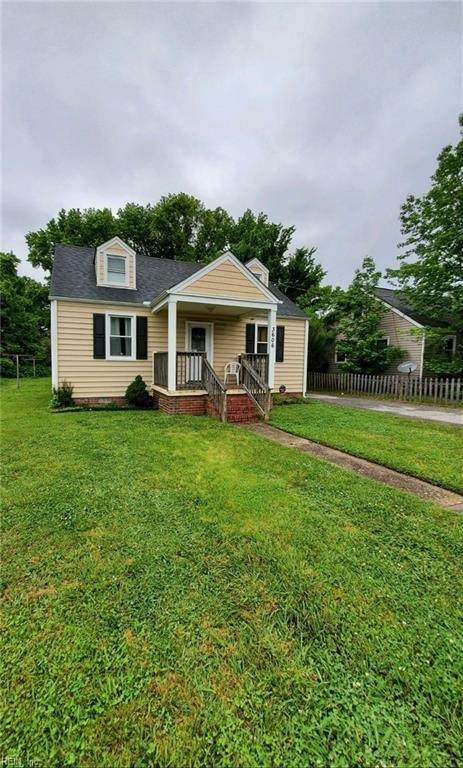 3606 Cape Henry Ave, Norfolk, VA 23513 (#10321949) :: Austin James Realty LLC