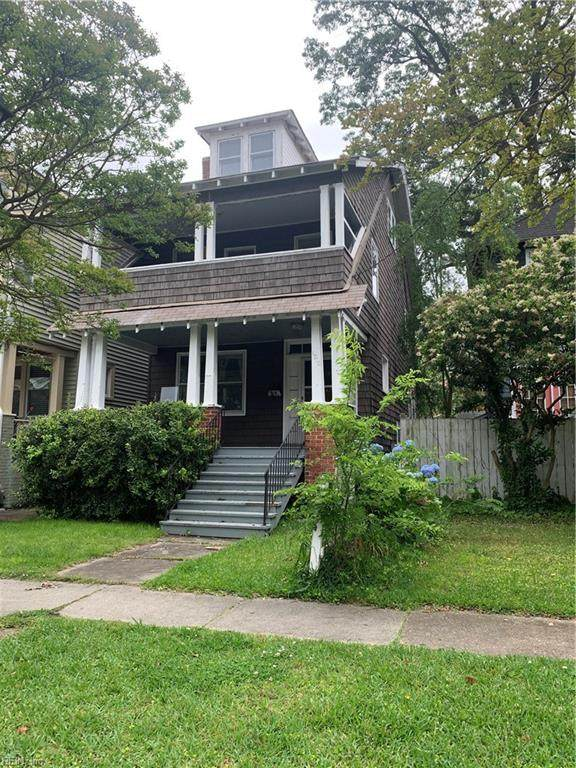 4706 Colonial Ave, Norfolk, VA 23508 (#10322087) :: Kristie Weaver, REALTOR