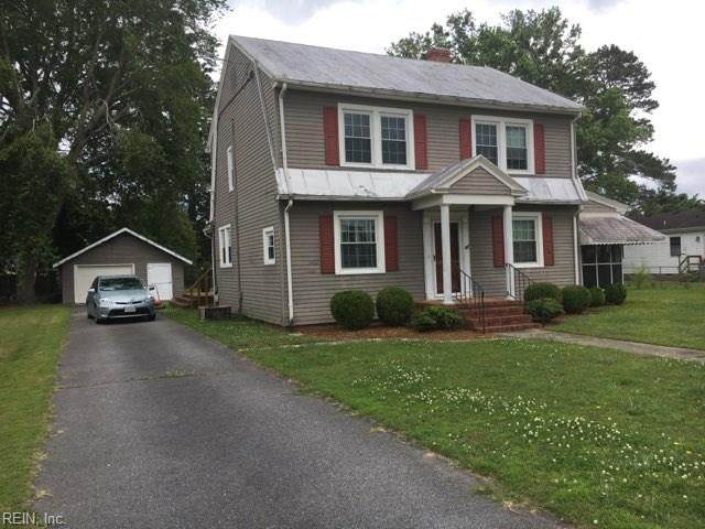31 N Court St, Isle of Wight County, VA 23487 (MLS #10322151) :: AtCoastal Realty