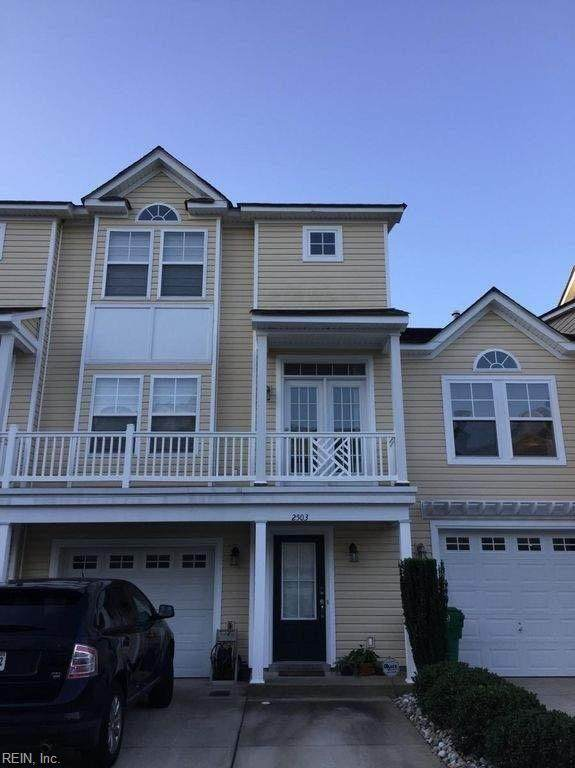 2503 New London Ct, Virginia Beach, VA 23454 (#10322294) :: Rocket Real Estate