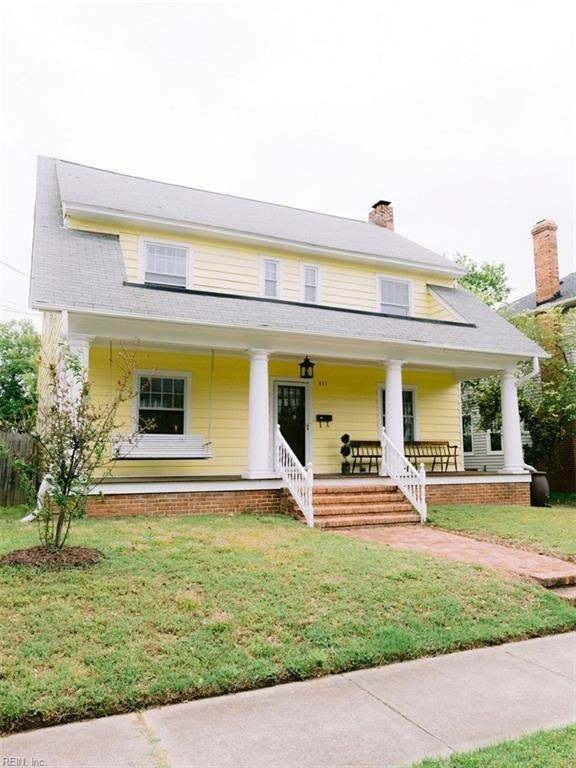 317 63rd St, Newport News, VA 23607 (#10322318) :: AMW Real Estate