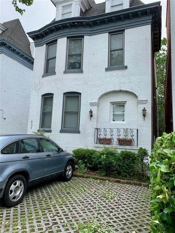 520 W Olney Rd #1, Norfolk, VA 23507 (MLS #10322348) :: AtCoastal Realty