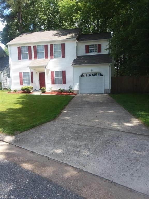 514 Elsie Dr, Newport News, VA 23608 (#10324084) :: Encompass Real Estate Solutions