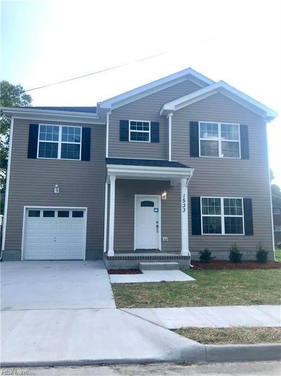 1505 Manson St, Norfolk, VA 23523 (#10324127) :: AMW Real Estate