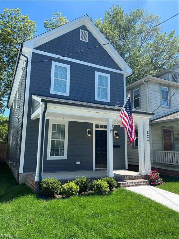 200 W 29th St, Norfolk, VA 23504 (#10324206) :: RE/MAX Central Realty