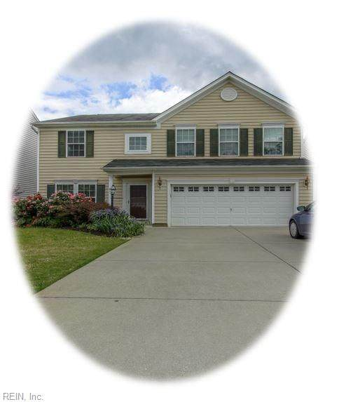 10794 White Dogwood Dr, New Kent County, VA 23140 (#10324642) :: Austin James Realty LLC