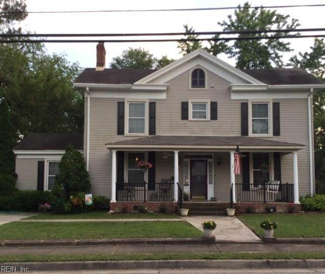 409 Clay St, Franklin, VA 23851 (#10324750) :: Berkshire Hathaway HomeServices Towne Realty