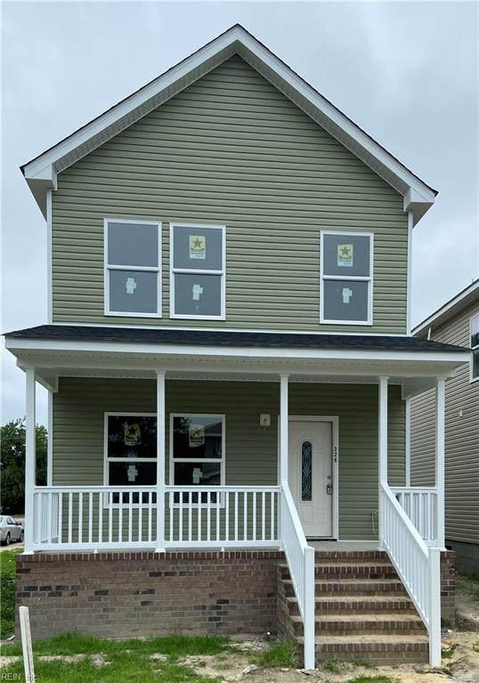 326 Union St, Hampton, VA 23669 (#10324937) :: Avalon Real Estate