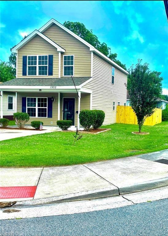 1902 Jefferson St, Chesapeake, VA 23324 (#10326445) :: The Kris Weaver Real Estate Team