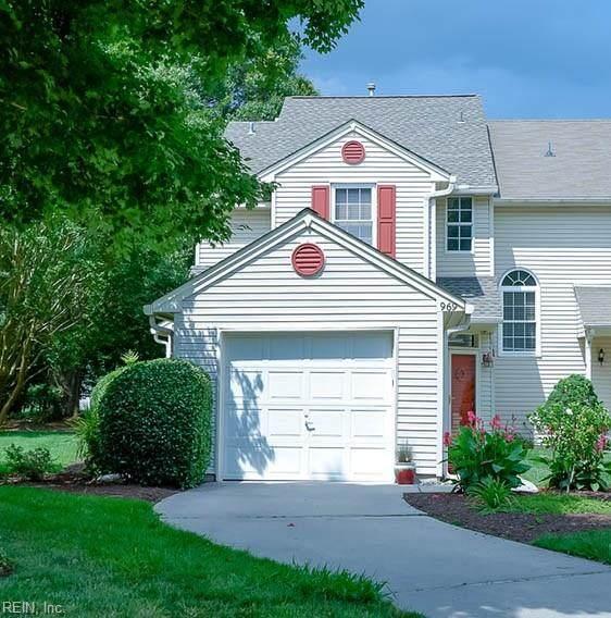 969 Water Oak Ct, Newport News, VA 23602 (#10326848) :: Rocket Real Estate