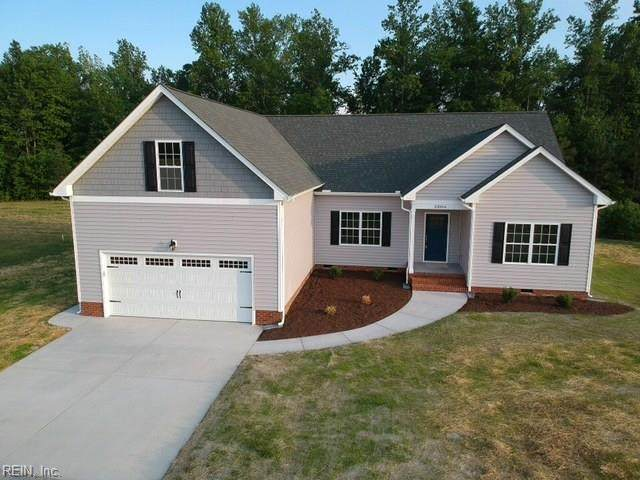 LOT 41 Pebble Brook Dr, Southampton County, VA 23851 (#10327059) :: Verian Realty