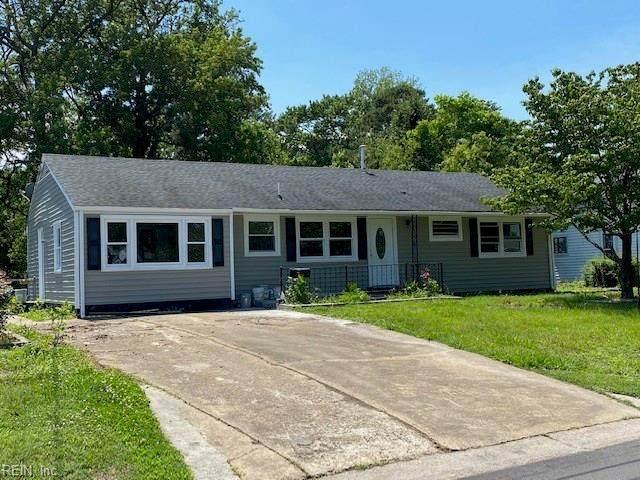 2241 Jeffrey Dr, Norfolk, VA 23518 (#10327063) :: AMW Real Estate
